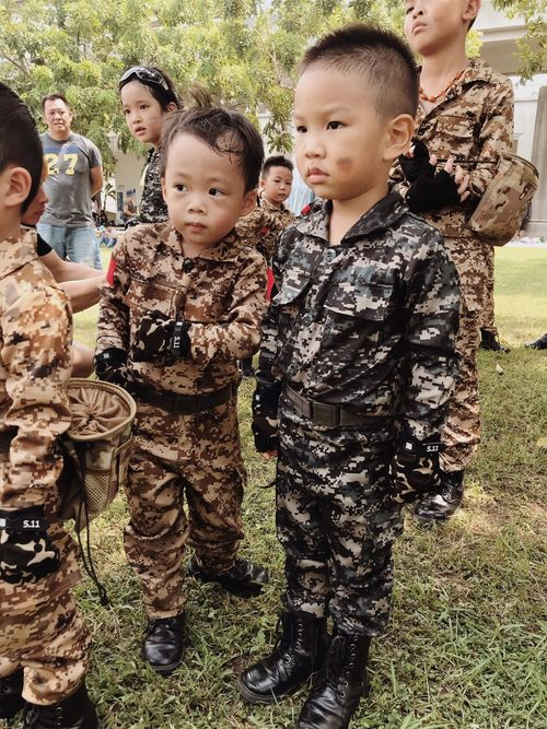 軍事體驗營